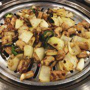 Piggy's Restaurant - Salted fresh BBQ eel! Sooo GOOD! - Thornhill, ON, Canada