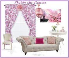 Salotto shabby chic   Shabby chic 10 idee d'arredamento per un salotto, semplici efficaci di qualità, composte da contrasti di colori, tinte evanescenti bianco ghiaccio e colori decisi