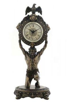 Unicorn Studios WU75467A4 Atlas Clock *** Visit the image link more details.