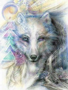 Spirit wolf                                                                                                                                                                                 More