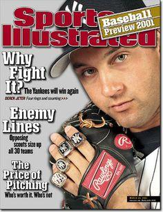 March 26, 2001 Derek Jeter