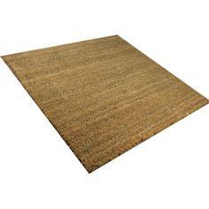 Kokosmat Uni KOKOSMAT 24 MM NATUREL STANDAARD AFMETINGEN De kokosmat is een effectieve deurmat, die ervoor zorgt dat vuil en vocht bij de deur worden gestopt. Door gebruik te maken van kwalitatieve kokosvezels heeft deze een optimale werking. dikte: 24 mm mm / rand: nee / pool: 100% kokos / rug: 100% vinyl http://www.gooodz.com/kokosmatten-uni/21-kokosmat-uni-.html