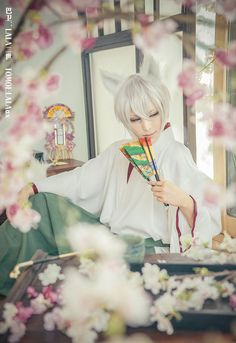 AN Tomoe COSPLAY FROM Kamisama Kiss BY LALAax (LALA二世)