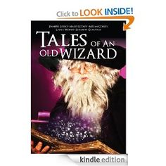 TALES OF AN OLD WIZARD; all profits go to charity. 2013 charity object is Children's Epilepsy Unit in Turku University Hospital, Finland.