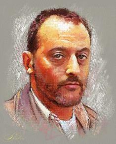 Jean Reno by shahin