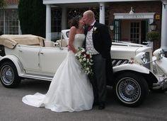Classic Wedding Cars Hire Leeds