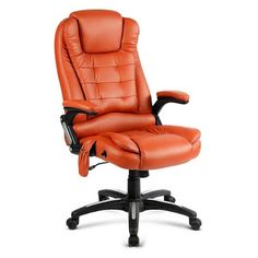 Artiss Massage Office Chair Heated Gaming Chair Computer Chairs 8 Point Amber - 9350062110751 For Sale, Buy from Massage Office Chairs collection at MyDeal for best discounts. Leather Bean Bag Chair, Leather Chair With Ottoman, Leather Recliner Chair, Office Chairs For Sale, Mesh Office Chair, Massage Office Chair, Massage Chair, Movie Chairs, Metal Folding Chairs