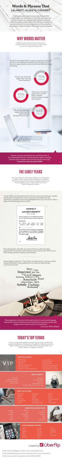 efektivne slova v reklamnom texte