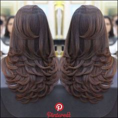 91 the best prom hair looks you are going to fall in love with 2019 page 12 91 the best prom hair looks you are going to fall in love with 2019 page 12 Haircuts Straight Hair, Long Layered Haircuts, Long Hair Cuts, Layers For Long Hair, Layered Long Hair, Medium Hair Styles, Short Hair Styles, Hair Medium, Medium Long