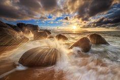 Golden Splash ~ Indonesia by Bobby Bong on 500px