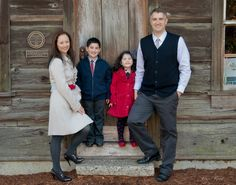 Fun family portrait photography in Bothell, WA