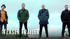 T2: TRAINSPOTTING | Official Teaser Trailer | In theaters February 10, 2017