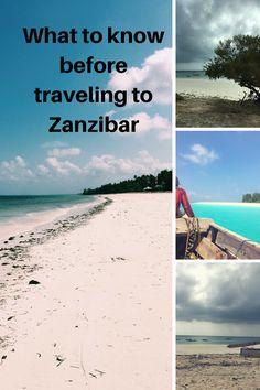What to know before traveling to Zanzibar Island