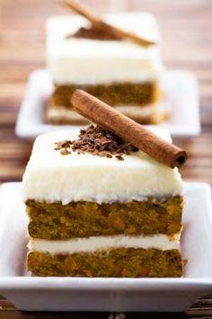 NEW - Spiced Gluten Free Carrot Cake Recipe - http://glutenfreerecipebox.com/spiced-gluten-free-carrot-cake-recipe/ #glutenfree #glutenfreerecipes