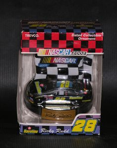 Automotive Hearty Nascar Decal #15 Wrangler Ricky Rudd Ford Thunderbird Winston Cup Sticker