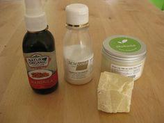 Krém alapanyagok Homemaking, Soap, Organic, Health, Handmade, Diy, Creative, Salud, Hand Made