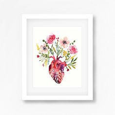Hey, I found this really awesome Etsy listing at https://www.etsy.com/listing/271334127/heart-print
