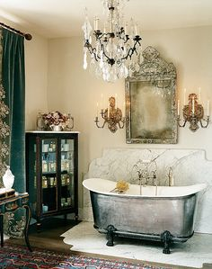 The best bathrooms in Vogue.
