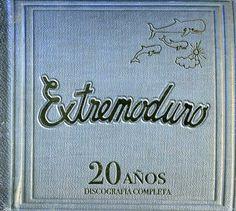 Extremoduro - 20 Anos: Discografia Completa