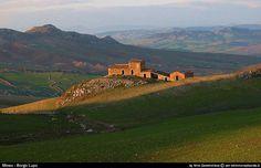 Mineo, Borgo Lupo, Sicily.