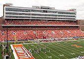 Memorial Stadium / Champaign, Ill. -- Illinois Football