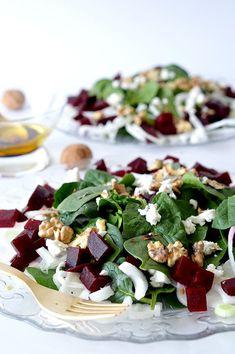 Healthy Munchies, Healthy Menu, Healthy Salad Recipes, Veggie Recipes, Healthy Eating, Special Recipes, International Recipes, Food Inspiration, Love Food