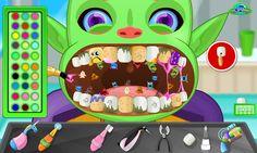 Peur du dentiste– Capture d'écran