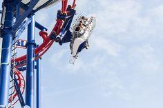 Luna Park, parque de diversões em Coney Island.