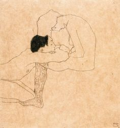 View Liebende Lovers by Egon Schiele on artnet. Browse upcoming and past auction lots by Egon Schiele. Life Drawing, Figure Drawing, Painting & Drawing, Drawing Artist, Art Graphique, Erotic Art, Art Day, Oeuvre D'art, Modern Art