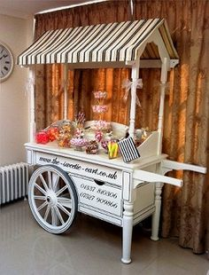 wooden candy cart plans - Cerca con Google