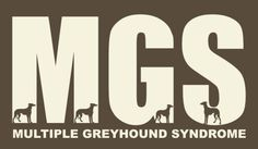 Multiple Greyhound Syndrome - Unisex Tee - Dogs N Dubs