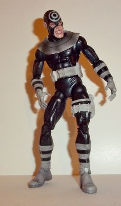 marvel legends BULLSEYE complete VARIANT galactus series toy biz