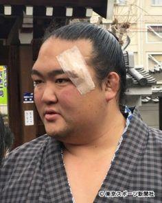 稀勢の里 朝稽古で左目上から鮮血も「痛みはほぼゼロ」とニヤリ / 東スポWeb #相撲
