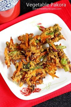 Vegetable pakora pakoda are crispiest mix vegetable fritters you can make in no time. These pakora are great to enjoy anytime as a snack with some chutney or dip Indian Appetizers, Indian Snacks, Appetizers For Party, Indian Food Recipes, Beef Recipes, Appetizer Recipes, Vegetarian Recipes, Cooking Recipes, Cooking Tips