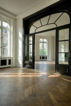 Home Interior Design, Interior Architecture, Classical Architecture, Farmhouse Architecture, Interior Plants, Interior Modern, Scandinavian Interior, Interior Styling, Design Living Room