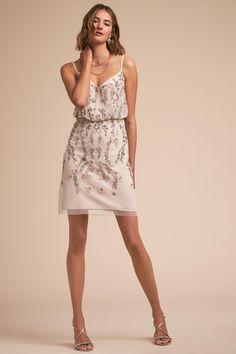 Charlotte Dress from @BHLDN