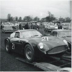 dbslrt: Aston Martin DB4 GT Zagato British Racing Rossao Corsa