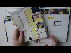 Join me as I lay out my monthly calendar page for my August 2019 Erin Condren Life Planner using just one sticker sheet - I even started a weekly layout with. Calendar Pages, Erin Condren Life Planner, Accent Colors, Stickers, Make It Yourself, How To Plan, Blog, Colour Shades, Sticker