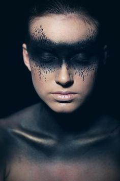 Resultado de imagen para unseelie make up