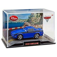 Rod Redline Cars 2 Die Cast Car
