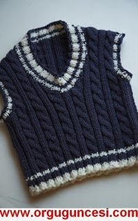 free knitting pattern: boys baby clothes models free knitting pattern: boys baby clothes models Always wanted to figure out how to knit, however unclear where do you st. Baby Knitting Patterns, Knitting Designs, Baby Patterns, Knitting Ideas, Crochet For Boys, Knitting For Kids, Free Knitting, Cardigan Bebe, Knit Vest Pattern