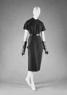 Dress House of Dior (French, founded 1947)
