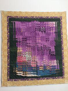 Quilting, Night, Artwork, Work Of Art, Scraps Quilt, Quilling, Crochet