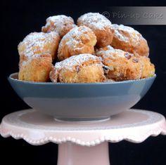 PIN - UP CAKE: Pączki weneckie