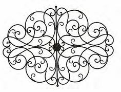 Whether you're looking for outdoor metal wall art or interior wrought iron wall decor, Iron Accents has you covered. Explore our beautiful selection of wrought iron wall decor and much more. Wrought Iron Wall Decor, Iron Decor, Metal Wall Decor, Arabesque, Outdoor Metal Wall Art, Metal Art, Tuscan Decorating, Decorating Ideas, Decor Ideas