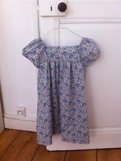 Robe Antonine de chez citronille.