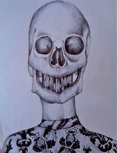 rysunek autor Gabriela Hezner   fashion illustration