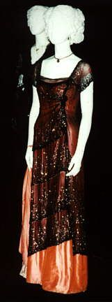Dress from Titanic that I think is to die for. I loved the fashion in that movie. <3