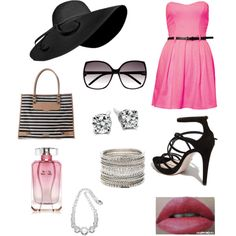 Chic Sunday, created by shellebell on Polyvore
