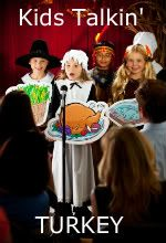 Kids discuss the meaning of Thanksgiving